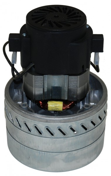 Staubsaugermotor / Saugturbine - 36V, 600 Watt, GH 198 mm, TH 91 mm, TD 144 mm