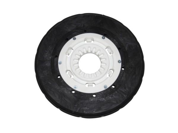 Tellerbürste - Ø 330 mm - PP (Polypropylen) 0,30 mm