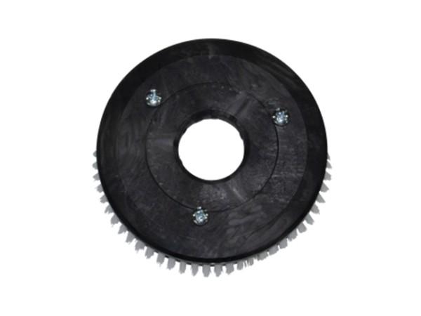 Treibteller für Reinigungspads - Ø 200 mm - mit kurzen PPN-Borsten