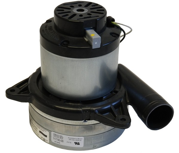LAMB ELECTRIC Staubsaugermotor / Saugturbine, Original Nummer 117743-13 (baugleich mit 117743-00, 11