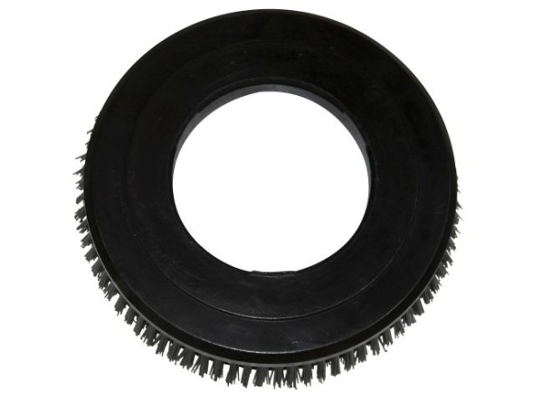 Tellerbürste - Ø 340 mm - ohne Kreuzflansch - PP (Polypropylen) 0,75 mm