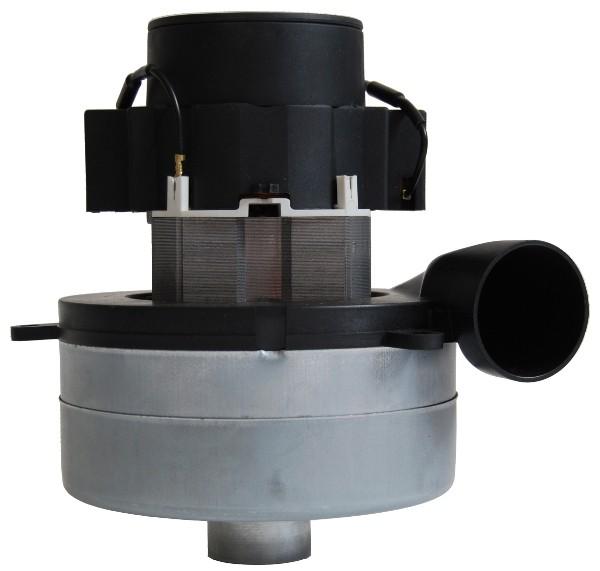 Staubsaugermotor / Saugturbine - 230V, 550 Watt, GH 168 mm, TH 72 mm, TD 144 mm