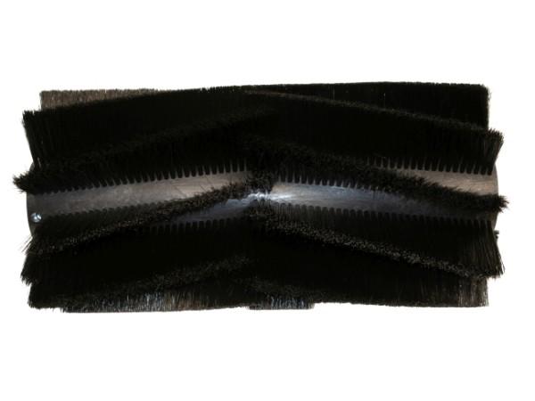 Kehrwalze – 505 mm / 250 mm / 10 Reihen, 2 Halbschalen