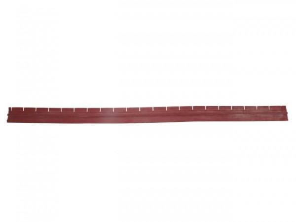 Sauglippe vorne oder hinten, L = 1080 mm (für Saugfuss 990 mm)