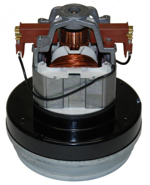Staubsaugermotor / Saugturbine - 230V, 850 Watt, GH 166 mm, TH 56 mm, TD 147 mm