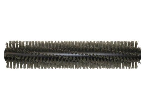 Bürstwalze/Walzenbürste - 690/145 mm - Nylon/Grit/Tynex 1,5 mm