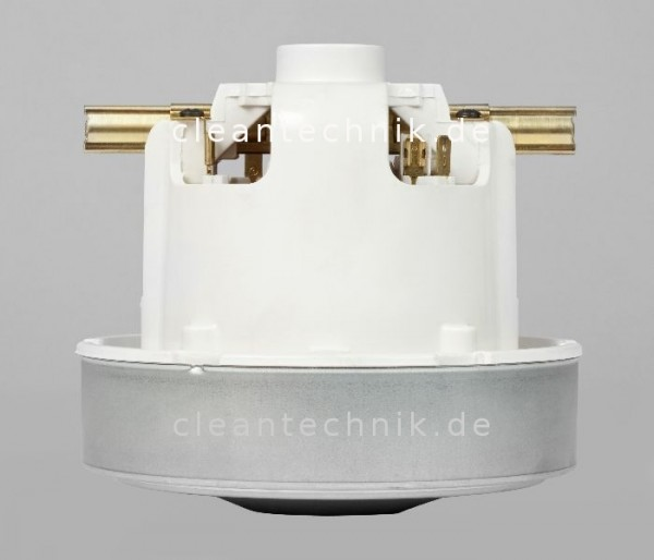 Staubsaugermotor / Saugturbine - 230V, 1200 Watt, GH 128 mm, TH 51 mm, TD 132 mm