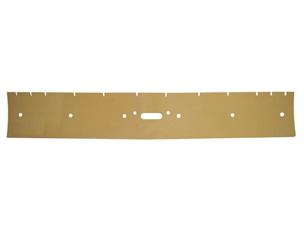 Sauglippe vorne oder hinten, 700 x 110 mm