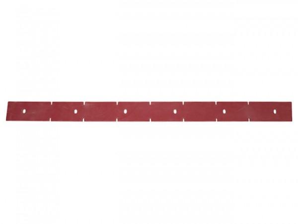Sauglippe vorne, 860 x 60 x3 mm
