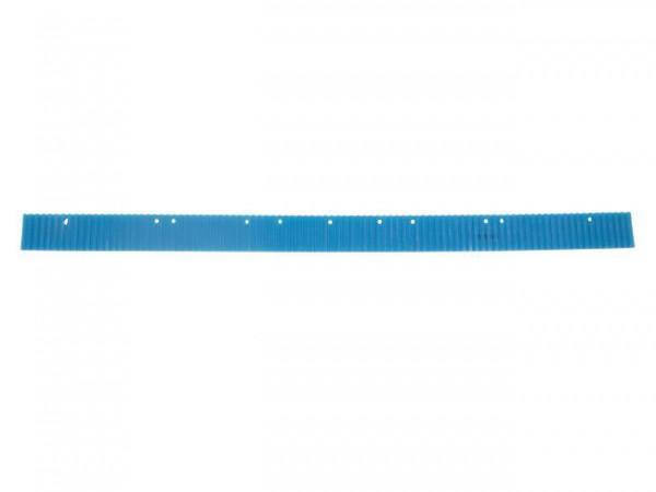Sauglippe vorne oder hinten, 460 x 28 mm je Stück (für1 Satz= 4 Stück benötigt)