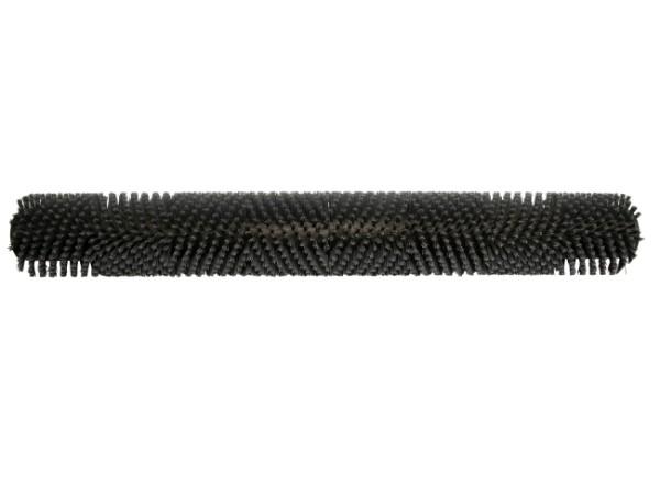 Bürstwalze/Walzenbürste - 800 mm / 110 mm / mit Lager und Sternmitnehmer