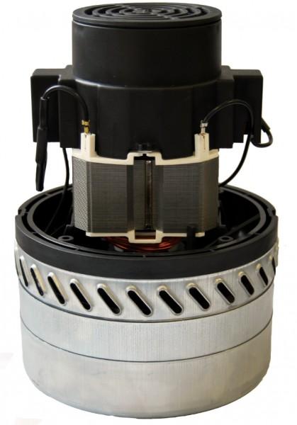 Staubsaugermotor / Saugturbine - 230V, 1300 Watt, GH 198 mm, TH 91 mm, TD 144 mm