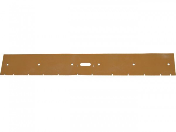 Sauglippe vorne oder hinten, 850 x 110 mm