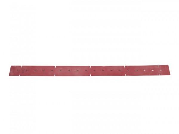 Sauglippe vorne, 830 x 57 x 3 mm