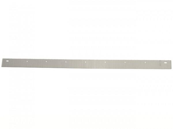 Sauglippe vorne oder hinten, 688 x 36 x 4 mm
