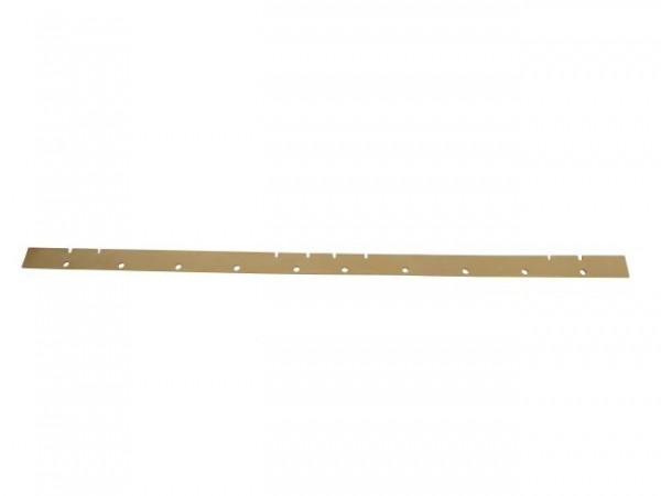 Sauglippe vorne, 1170x45x4 mm