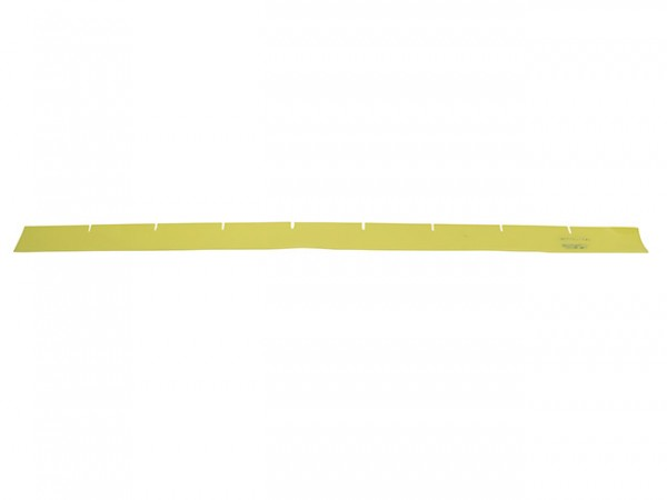 Sauglippe vorne, 1050 x 56 x 3 mm Schlitz 115 mm