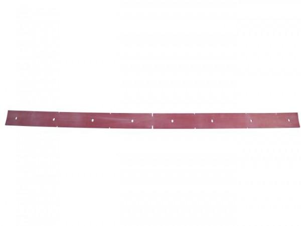 Sauglippe vorne, 1135 x 61 x 3 mm