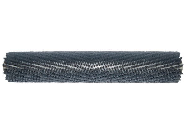 Bürstwalze/Walzenbürste - 532/96/V mit Lager - GritTynex 0,60 mm