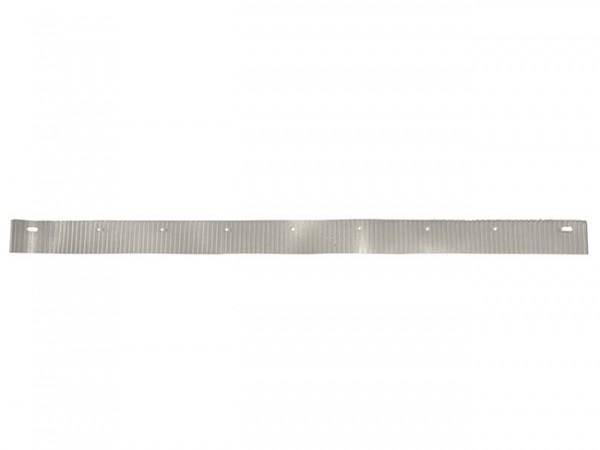 Sauglippe vorne oder hinten, 610 x 36 x 4 mm