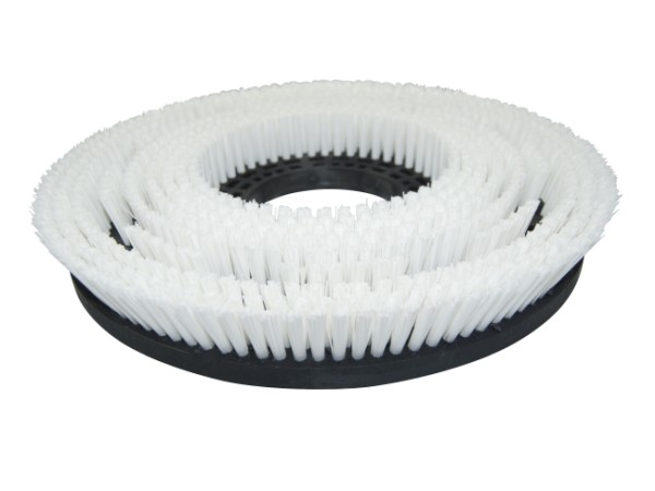 Tellerbürste - Ø 380 mm – ohne Flanschaufnahme - PP (Polypropylen) 1,0 mm
