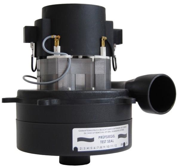 Staubsaugermotor / Saugturbine - 230V, 1000 Watt, GH 175 mm, TH 71 mm, TD 144 mm