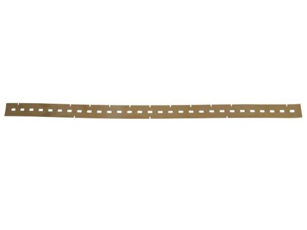 Sauglippe vorne, 1342 x 62 x 3 mm