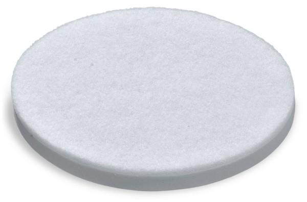 "Melamin-Pad, 255 mm / 10 "", Melaminschaum weiß"