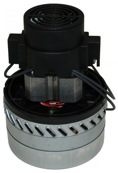 Staubsaugermotor / Saugturbine - 24V, 500 Watt, GH 198 mm, TH 91 mm, TD 144 mm