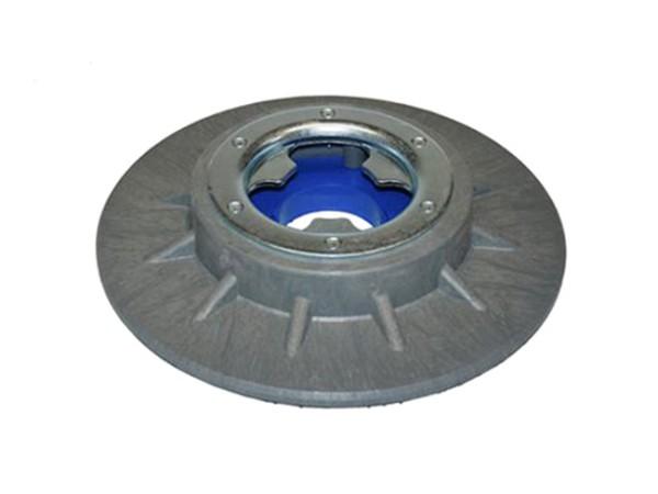 Treibteller für Reinigungspads - Ø 330 mm / 121 mm DOM