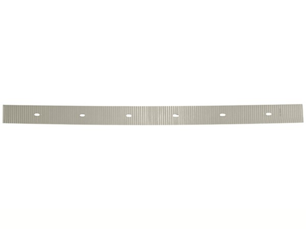 Sauglippe hinten, 725 x 45 x 4 mm