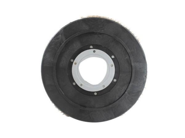 Tellerbürste - Ø 405 mm - 5 Komponenten Borsten-Mix
