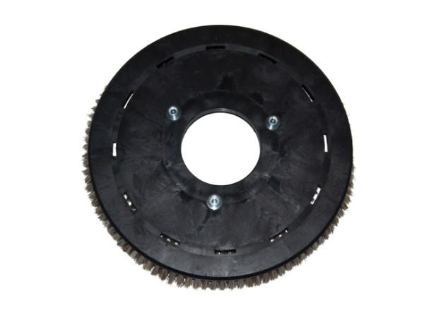 Tellerbürste - Ø 460 mm - PP (Polypropylen) 0,30 mm