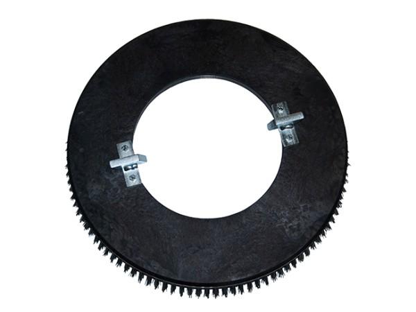 Tellerbürste – Ø 450 mm/2 Verschlussriegel