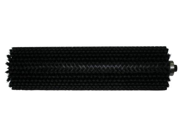 Bürstwalze/Walzenbürste - 375/100 mm mit Kugellager - PP (Polypropylen) 0,2 mm