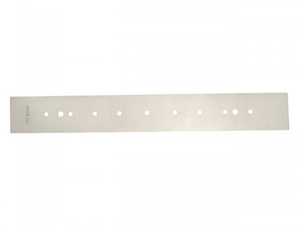 Sauglippe hinten, 450/60 /4 mm