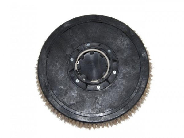 Tellerbürste - Ø 350 mm - PP (Polypropylen) 0,30 mm / 5 Komponenten Borsten-Mix (auch unter PES beka