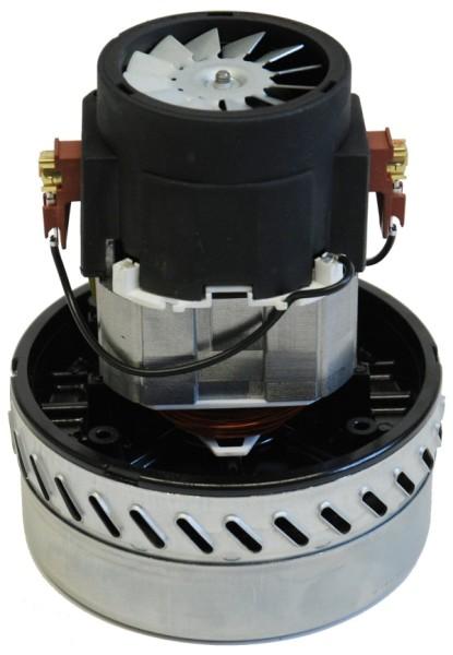 Staubsaugermotor / Saugturbine - 230V, 1200 Watt, GH 175 mm, TH 68 mm, TD 144 mm, mit Erdung