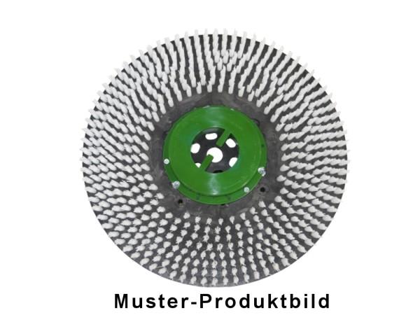 Treibteller für Reinigungspads - Ø 430 mm, mit kurzen Borsten