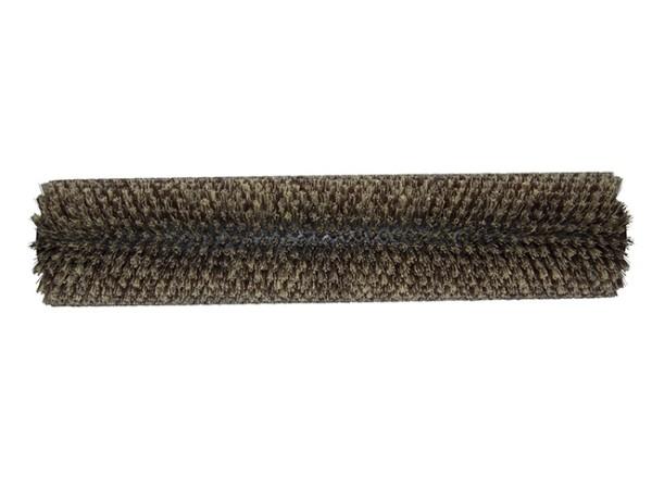 Bürstwalze/Walzenbürste mit Kunststtoffkörper 430/95 mm - 5 Komponenten Borsten-Mix (auch unter PES