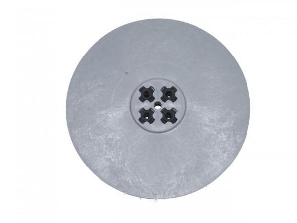 Tellerbürste - Ø 305 mm - Nylon 0,50 mm