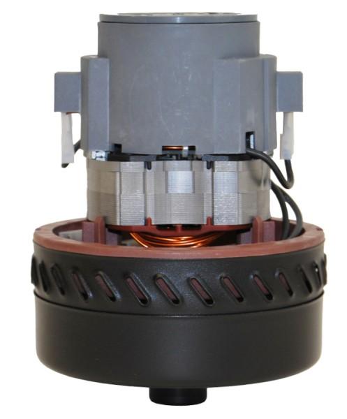 Staubsaugermotor / Saugturbine - 12V, 500 Watt, GH 172 mm, TH 66 mm, TD 144 mm