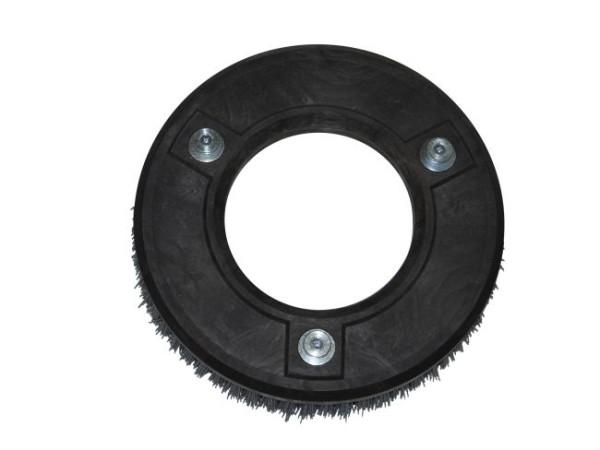 Schleifkorn-Tellerbürste – Ø 275 mm, Nylon-Grit 1,2 mm (K80)