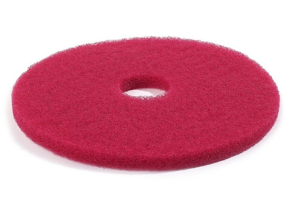 Super-Bodenreinigungs-Pads -Rot-, Inhalt: 5 Stück