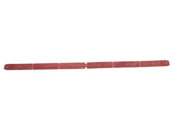 Sauglippe vorne, 1270 x 50 x 3 mm