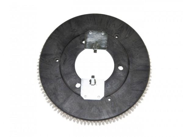 Schrubbbürste – Ø 450 mm, Poly 0,75 mm