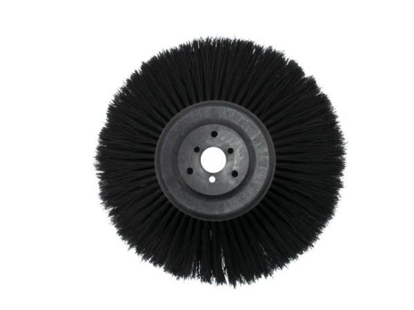 Seitenbesen/Tellerbesen – Ø 140 mm/350 mm/2 Reihen