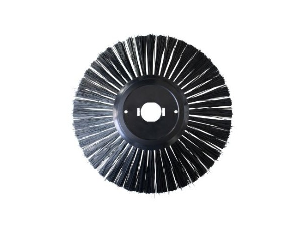 Seitenbesen/Tellerbesen – Ø 125 mm/300 mm/1 Reihe