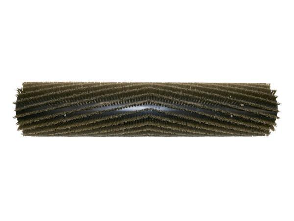 Bürstwalze/Walzenbürste - 1265/280/24 V - Grit/Tynex 1,2 mm