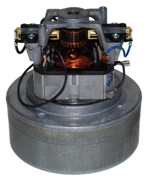 Staubsaugermotor / Saugturbine - 230V, 1100 Watt, GH 152 mm, TH 60 mm, TD 144 mm